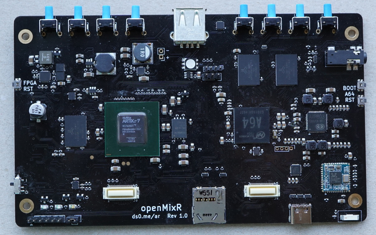 Mainboard Photo