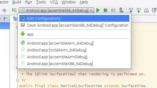 Gradle Task Shortcuts