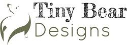 Tiny Bear Design Logo