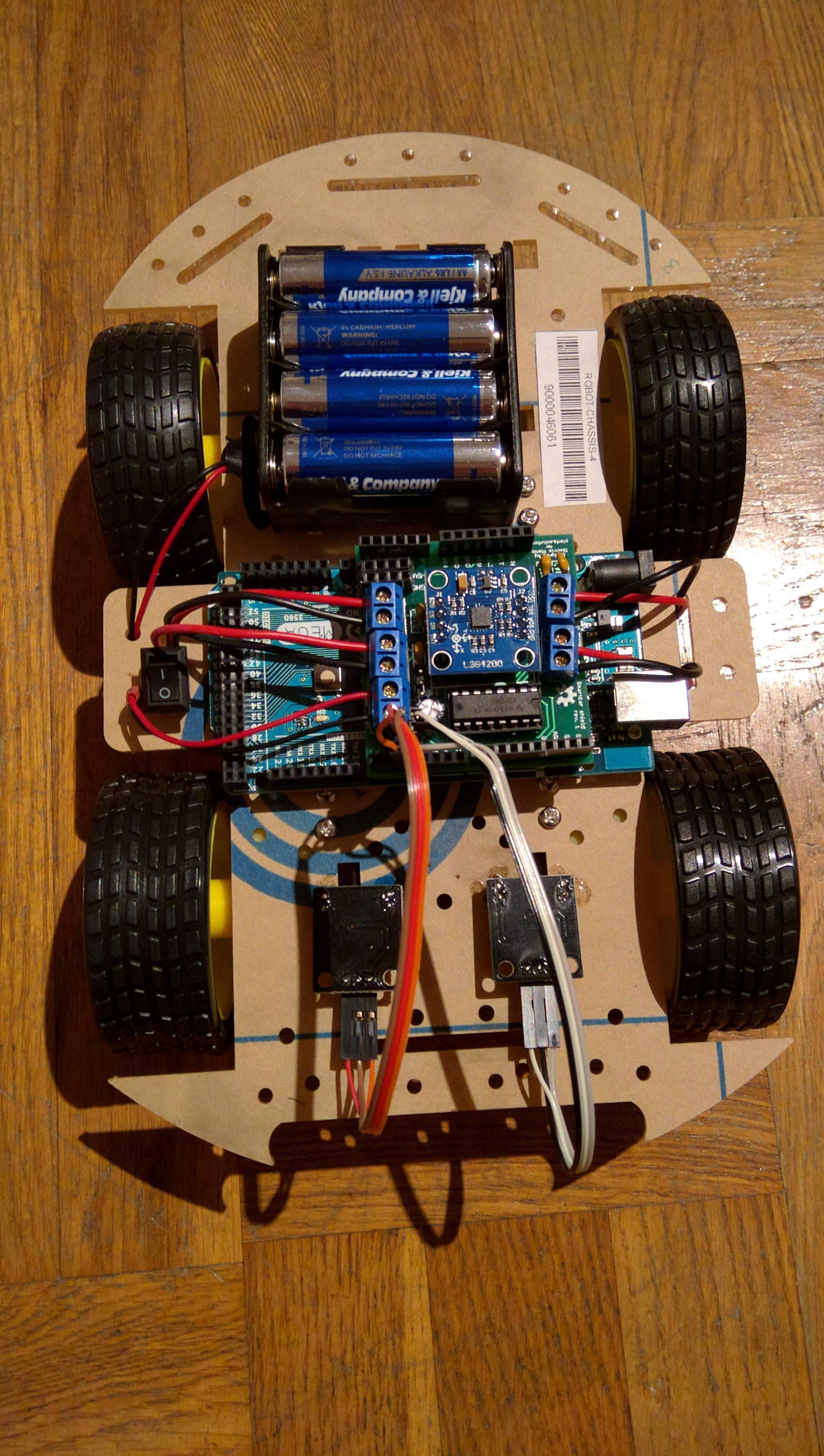 Smartcar overview