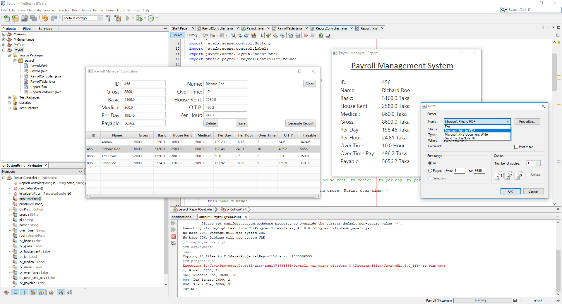 github arman bd javafx payroll a simple payroll calculator and