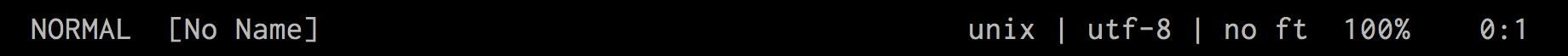 lightline.vim - tutorial