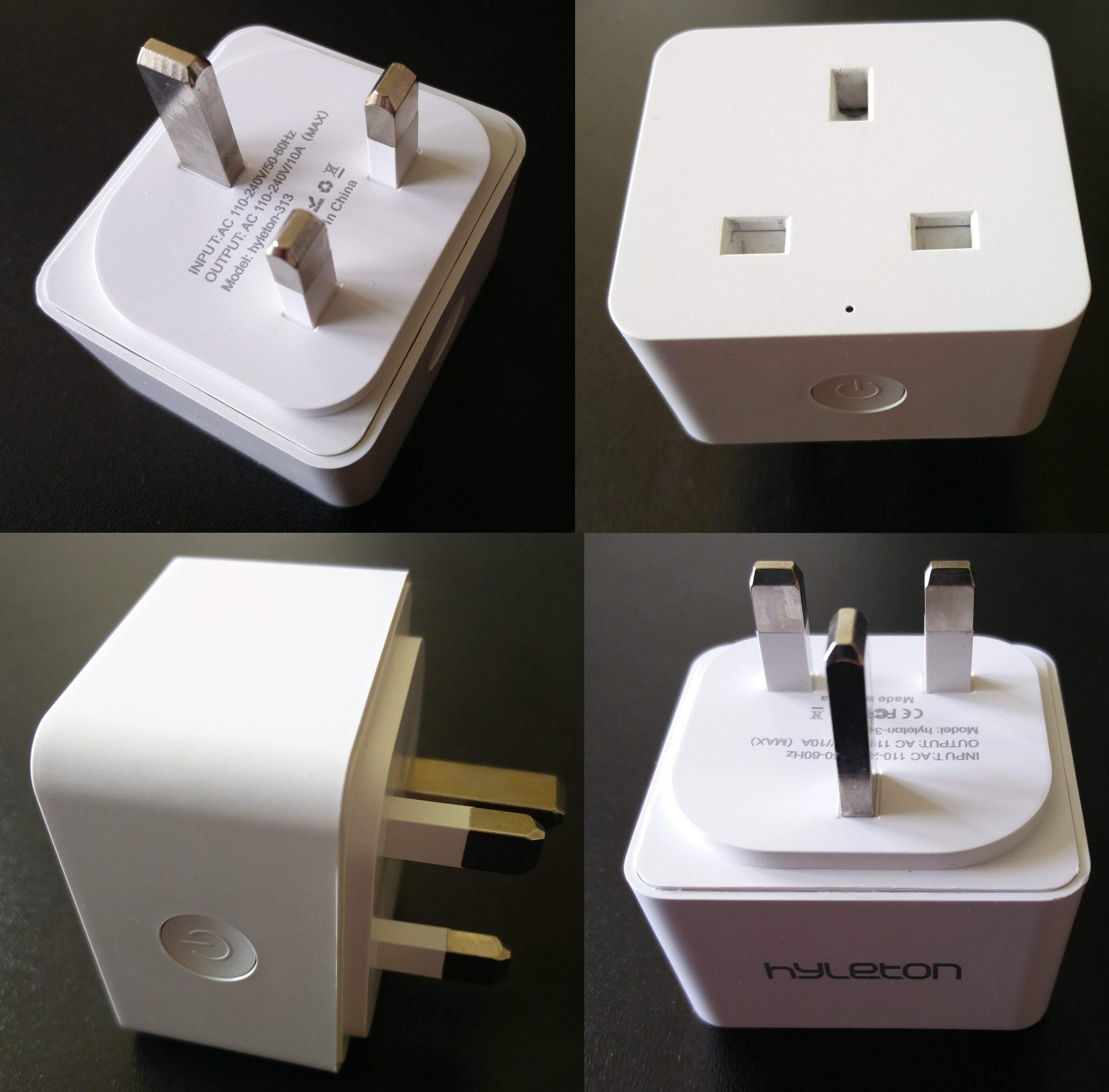 Hyleton 313 Smart Plug · arendst/Sonoff-Tasmota Wiki · GitHub