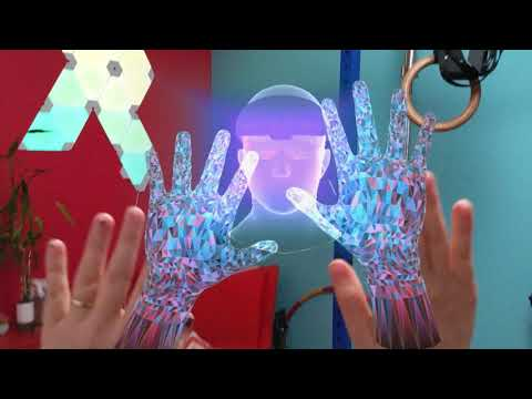 Eye and Hand Interactions for HoloLens 2