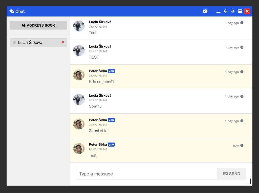 OpenPlatform Chat app