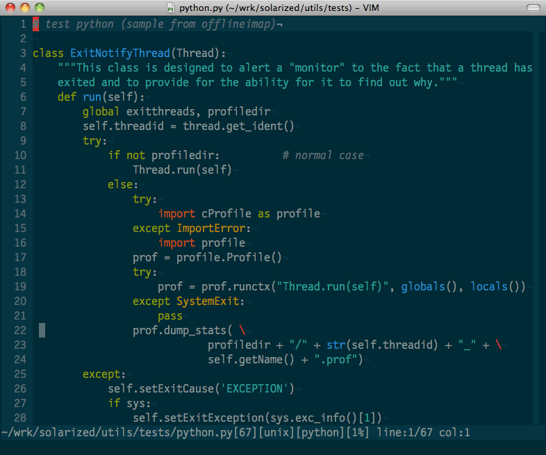 Background As Well As Colors Are Wrong In Console Vim