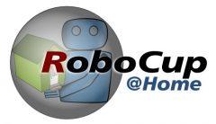 RoboCup@Home logo