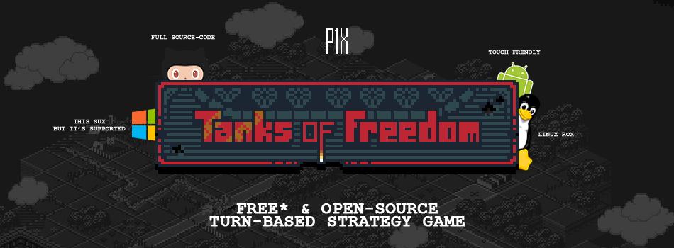 Tanks of Freedom