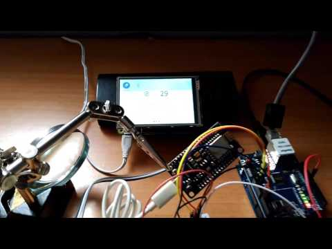 Playing with mqtt, Arduino, Raspberry Pi and OpenUI5