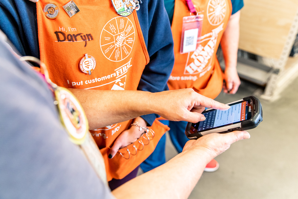 The Home Depot: Inventory App