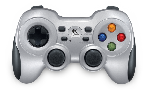 Gamepad f310 logitech support.