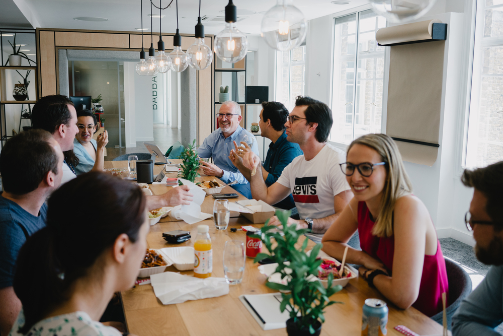 Twilio: Team lunch