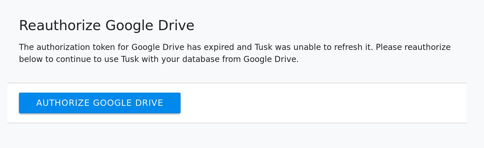 Troubleshooting · subdavis/Tusk Wiki · GitHub