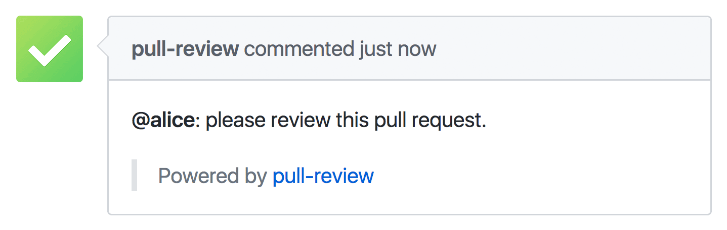 Pull Review