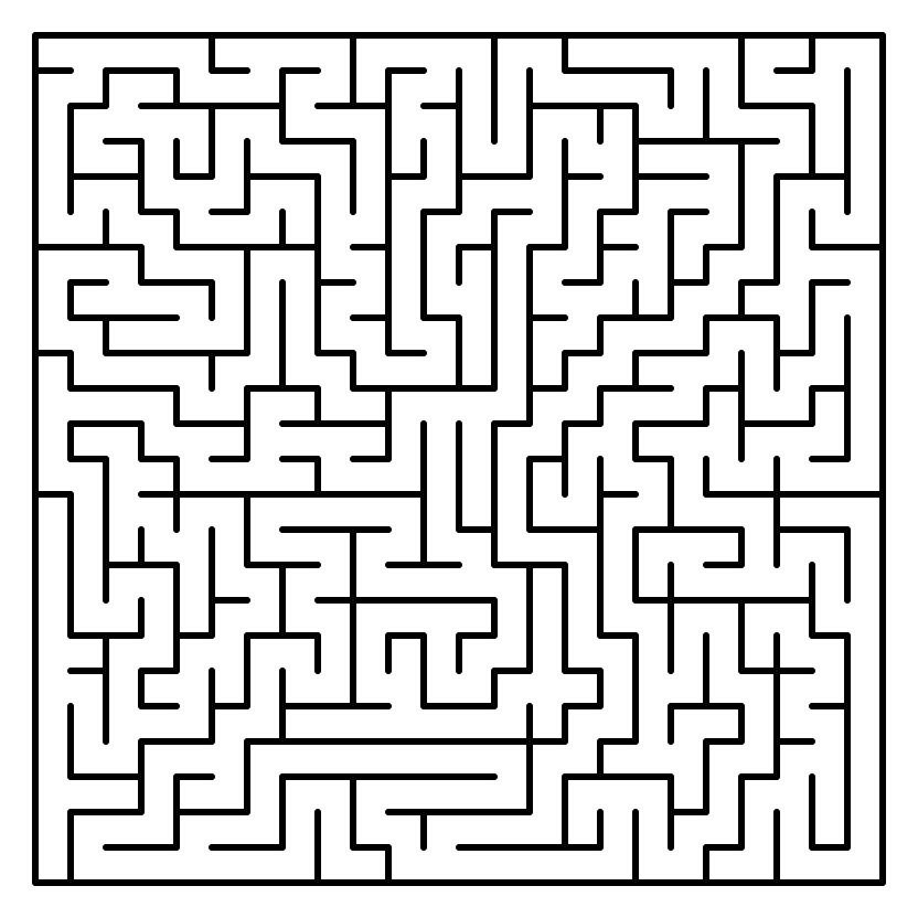 github fogleman mazes maze generation and rendering using python