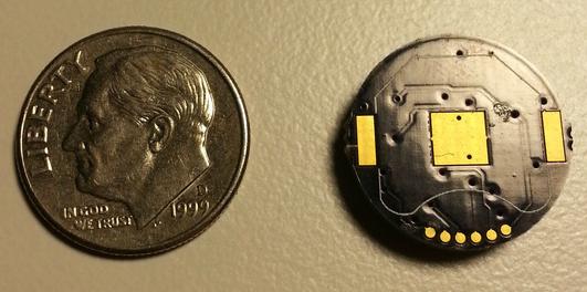 Assembled NanoLogger back