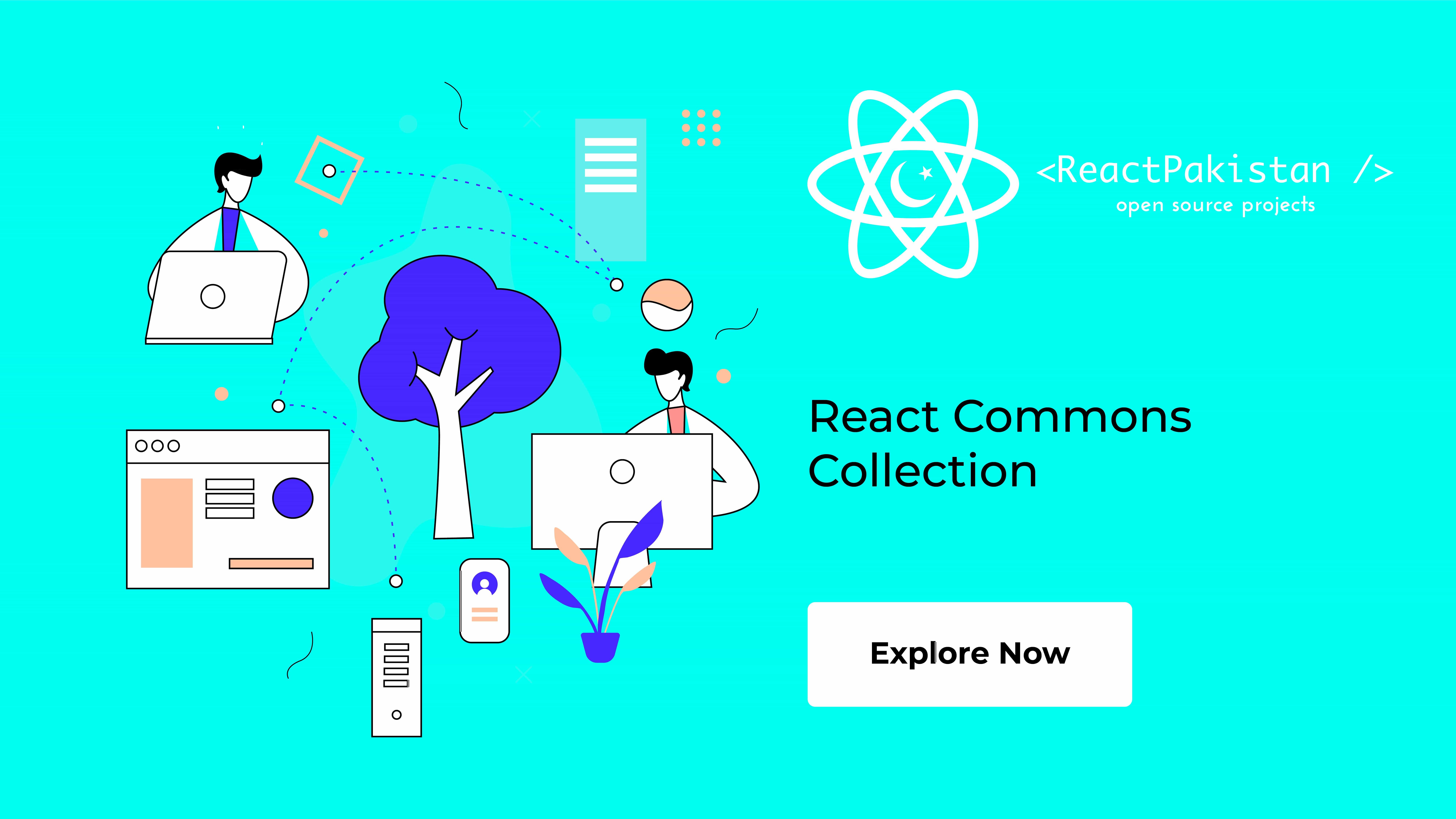React Pakistan - React Commons Collection