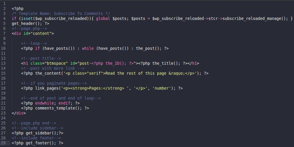 Adding StCR code