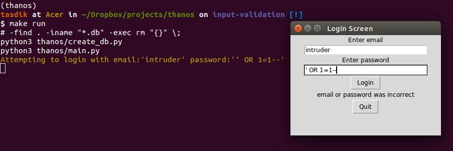 GitHub - tasdikrahman/thanos: A dead simple demonstration of