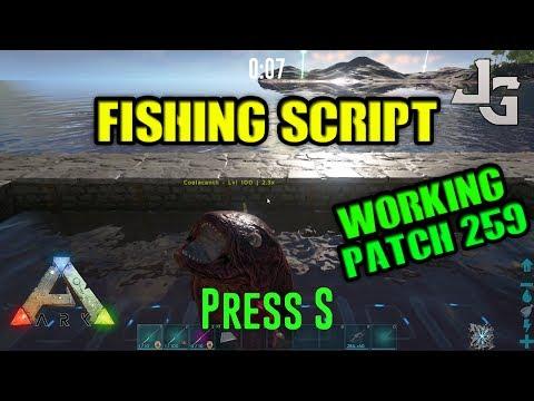 GitHub - spencerjpotts/Ark-FisherMan: Automate Ark Fishing