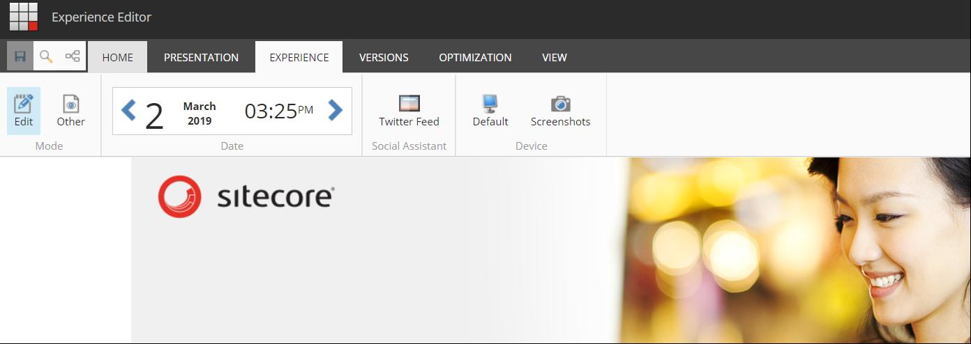 Social Assistant Button