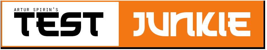 Test Junkie Logo