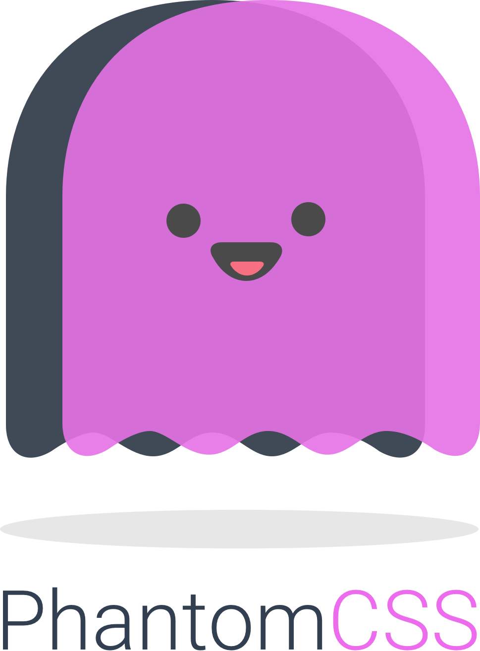 Cute image of a ghost