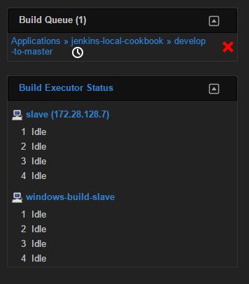 Build Queue