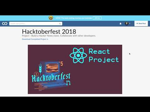 Hacktoberfest Video