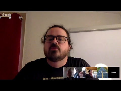 Austin Meyers - Intro to Digital Humanities Guest Lecture