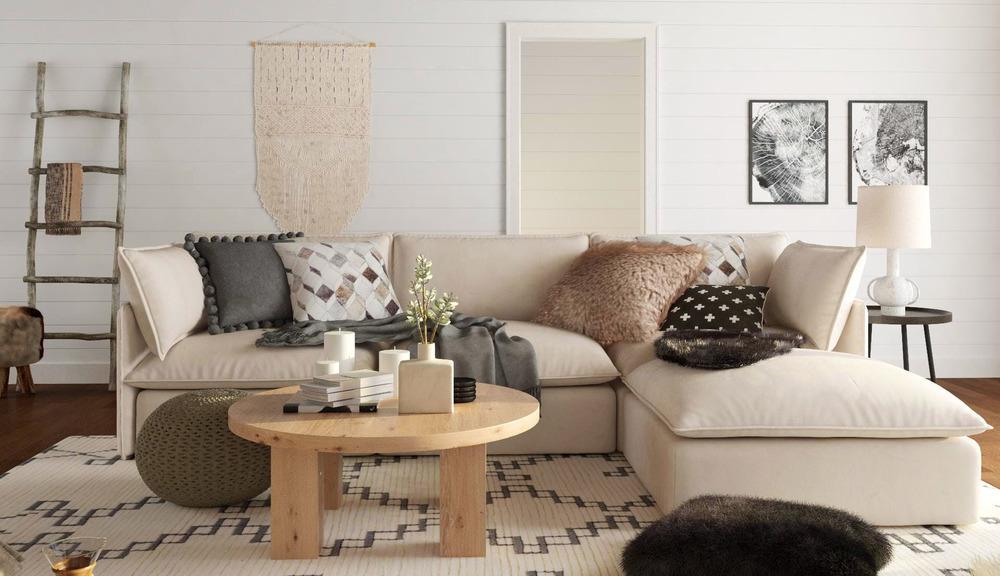 Modsy: Living Room