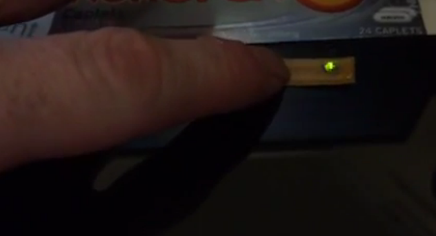 NFC Contactless Lamp