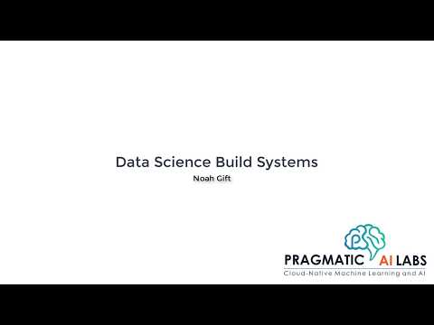 Data Science Build Project