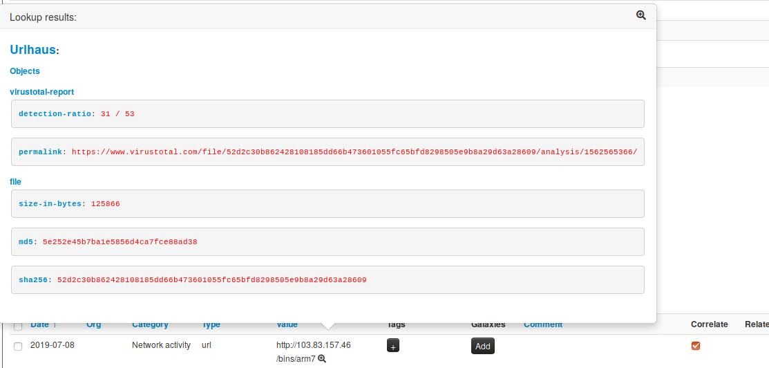 Releases · MISP/MISP · GitHub