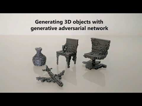3D printing generated objects