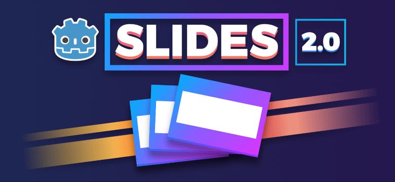 Godot Slides logo