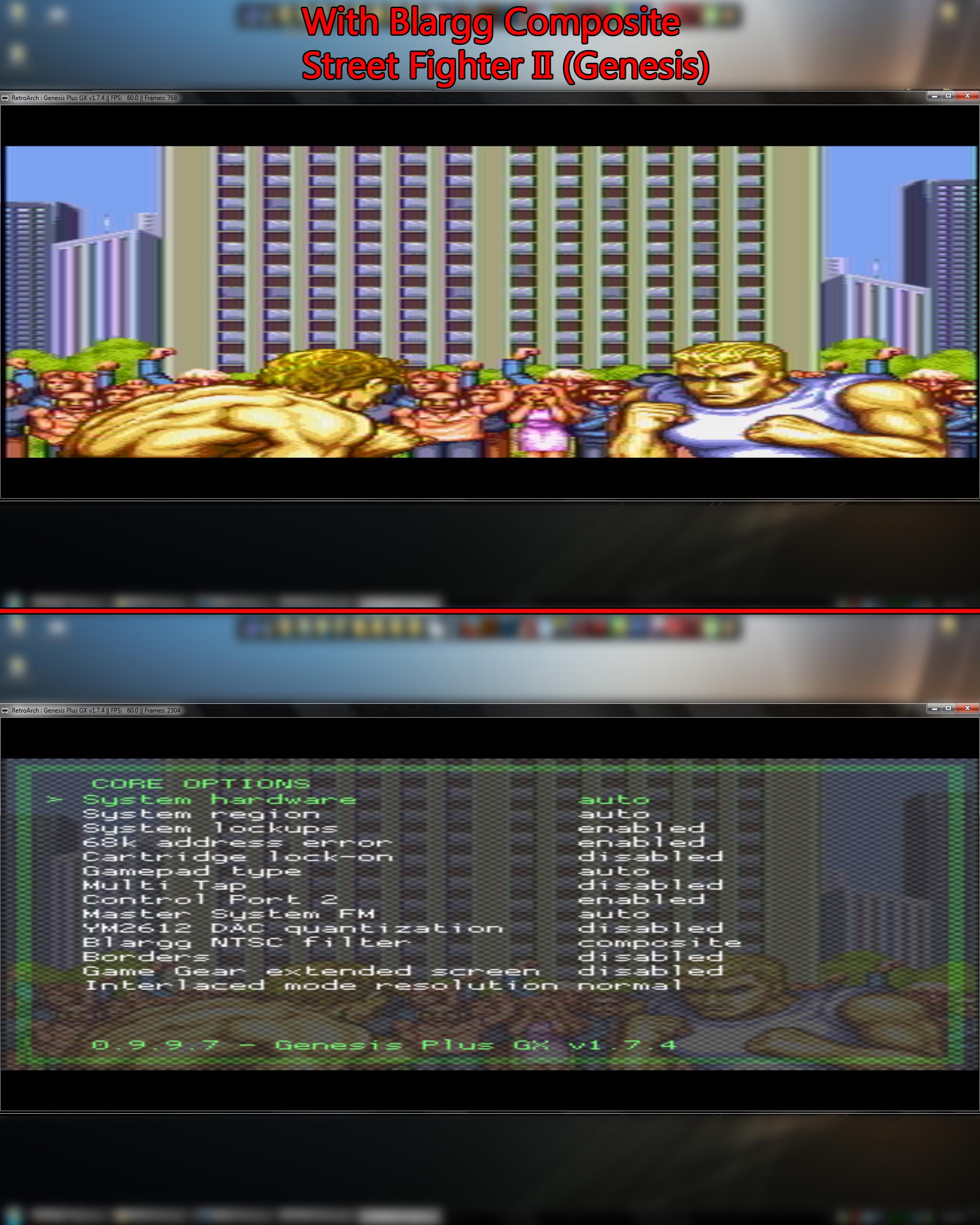 genesis plus gx windows