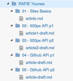 Multi-part articles image