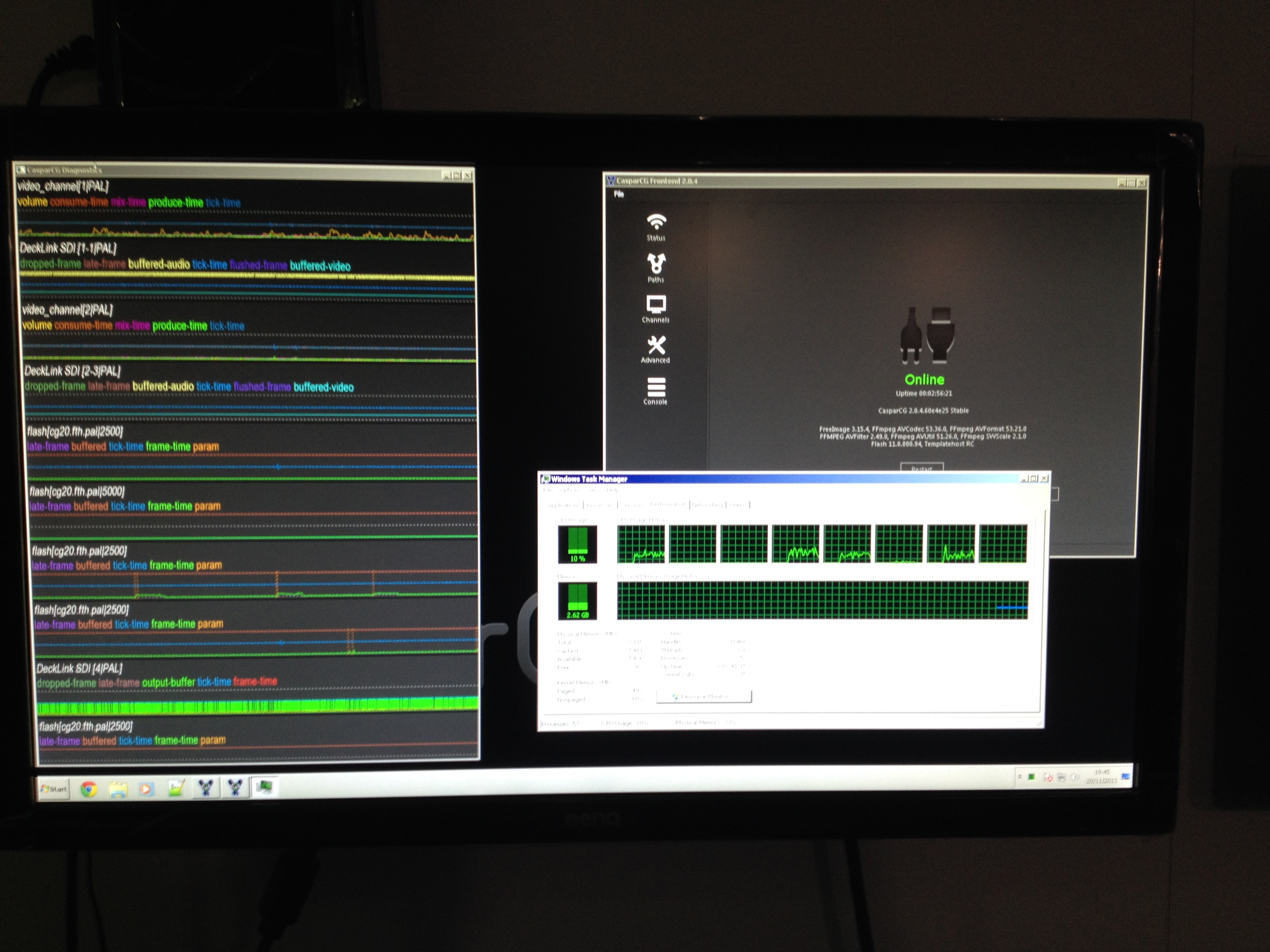 Audio/Video Sync Issue When Using MIXER With DeckLink Input