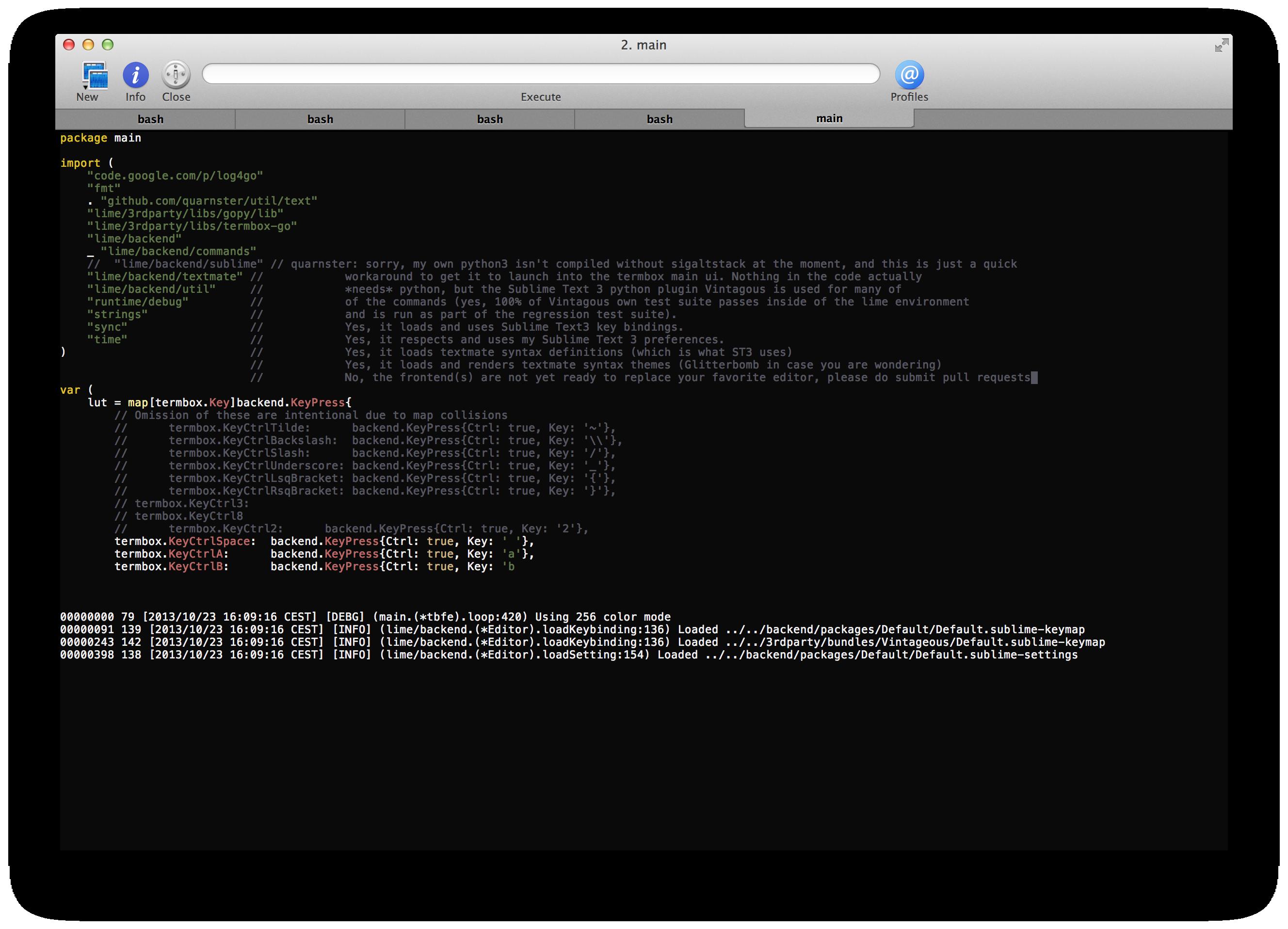 Screenshot taken Oct 23 2013