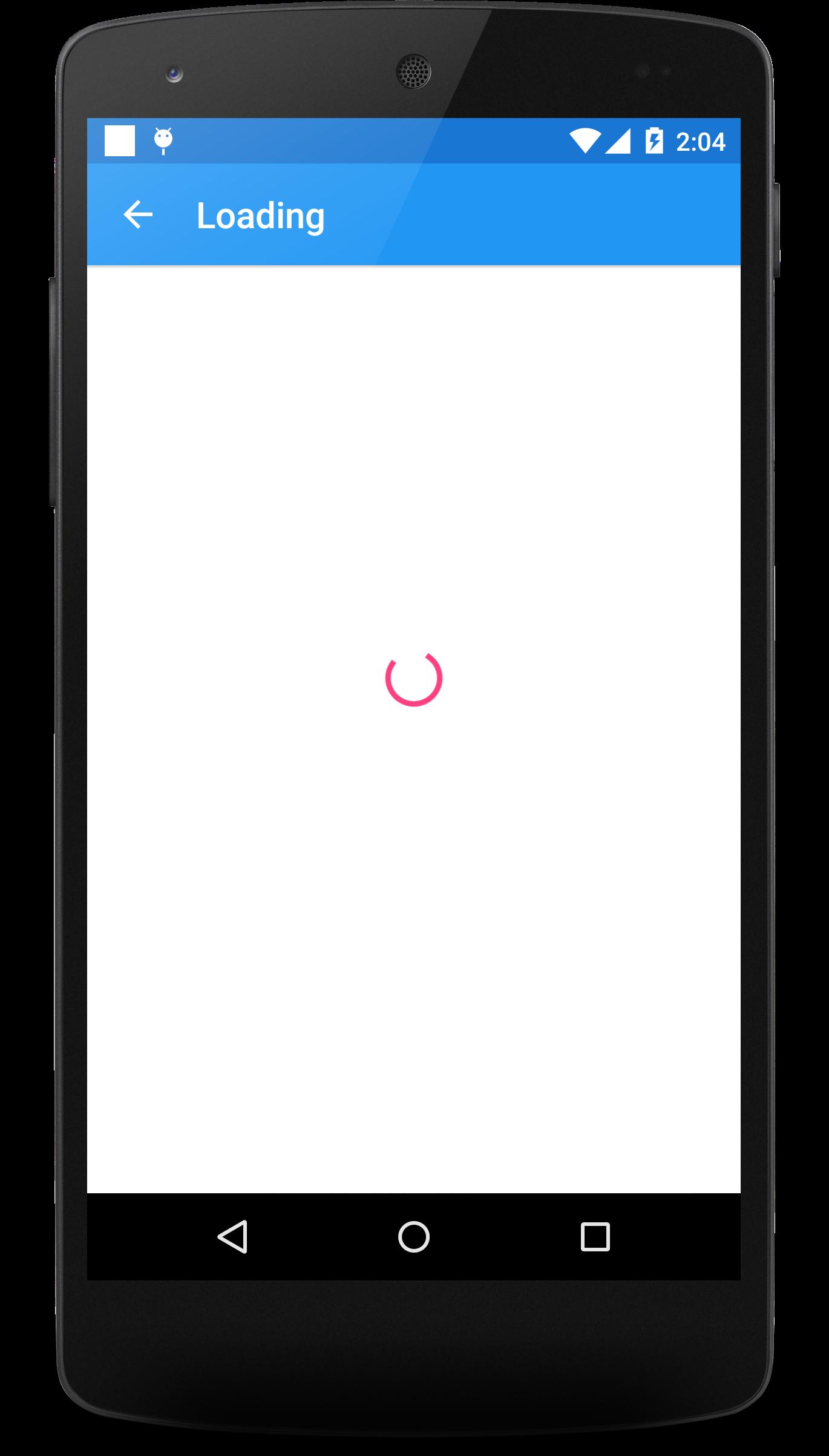 GitHub - vlonjatg/progress-activity: Easily add loading