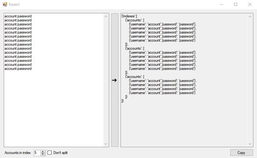 GitHub - M0V3/TitanAccountConverter: Convert a list of steam