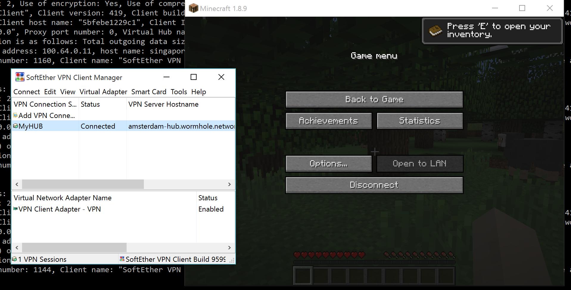 GitHub - pjperez/docker-whminecraft: Docker image that