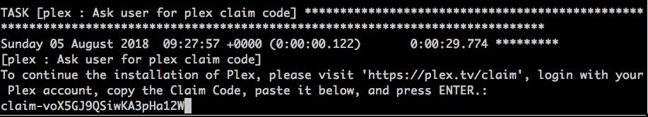 Plex Claim Token Prompt 2
