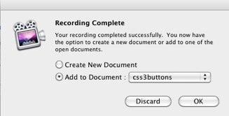 add to document