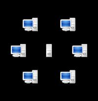 server-based-network