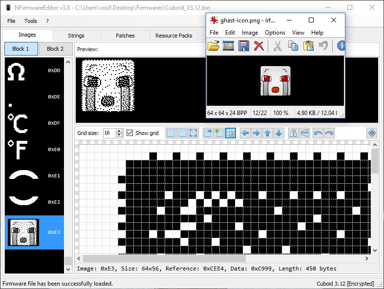 GitHub - TBXin/NFirmwareEditor: Firmware editor for vape