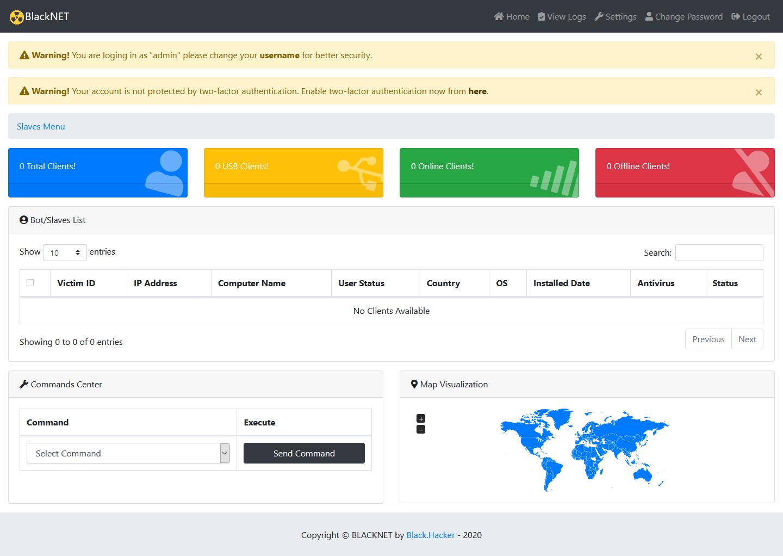 Imagem da interface