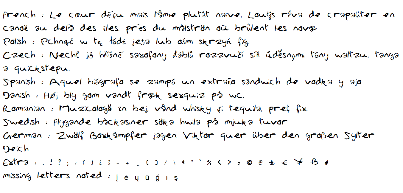 Preview SimonWriting