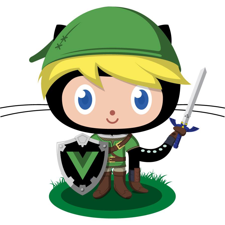 Vue Open Source Hero